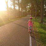 ילדה - המכון הרפואי לבטיחות בדרכים